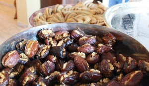 dates, symbol of fertility
