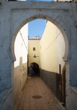 Medina, narrow street