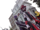 Notting Hill Carnival. Last weekend of August.