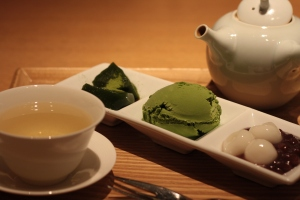 Afternoon tea in Tokyo