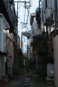 maze of old streets around Yanaka