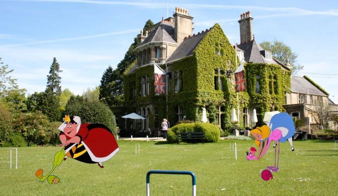 rudloe hotel wonderland garden2