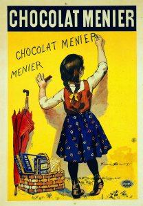 Affiche_chocolat_Menier