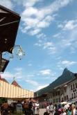 Gruyere town centre