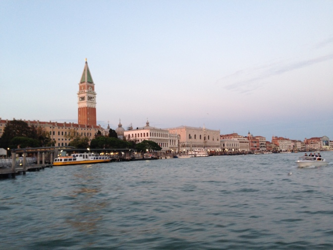 Venice, the magic marathon
