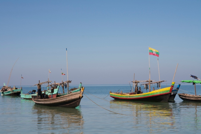 "Mingalabar, ""a warm welcome to Myanmar"""