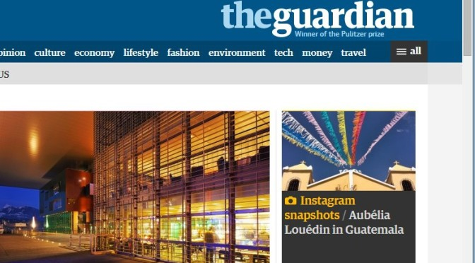 uh ooooh…I'm in the Guardian!?